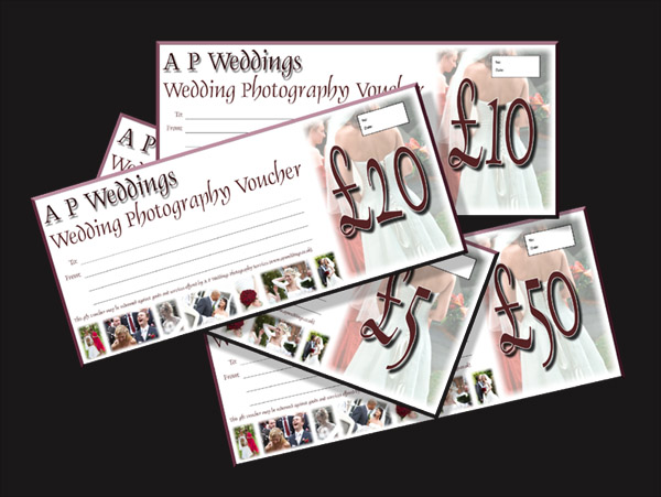 Wedding Vouchers