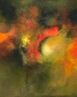 008 Compassion 80 x 160 cm Oil on Canvas