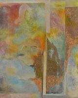 Conceivable Oil on canvas 100 x 100 x 4 cm