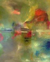 Let it Be Oil on Linen canvas 195 x 165 cm