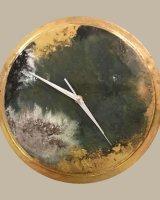 Resin Clock