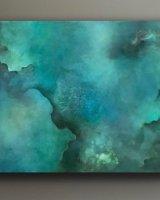 Under the Sea-Under Blue 61x91