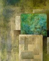 Teasure Oil on canvas 70 x 100 x 4 cm