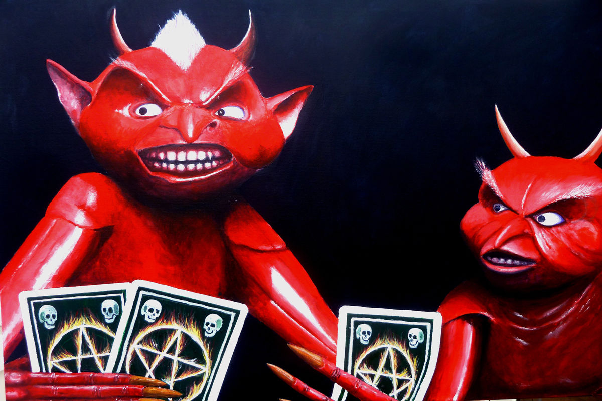 Devil's Poker