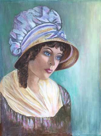 Jane Austin's 'Marianna Dashwood'