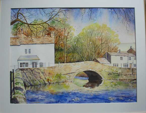 Bridge at Malham