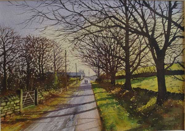 Uphill from Dob Park - HIGHLY COMMENDED