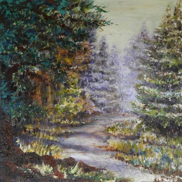 Winter Walk, Otley Chevin