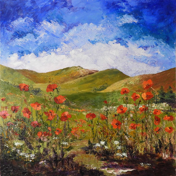 Prairie Poppies