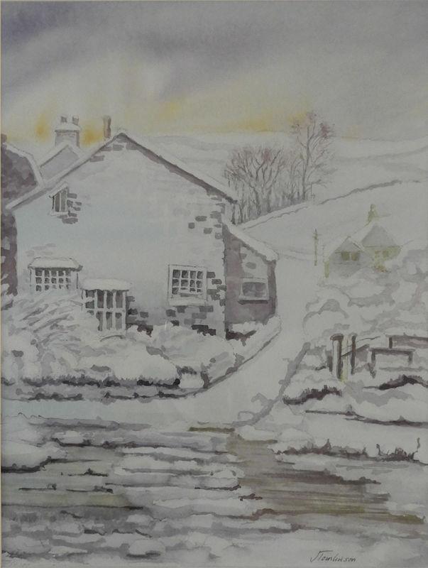 Snowy End