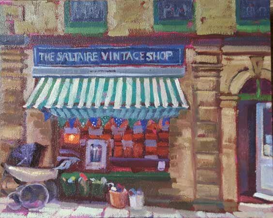 Saltaire Vintage Shop