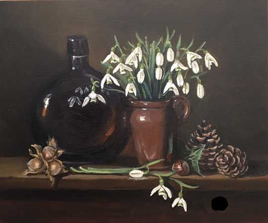 Winter Still Life