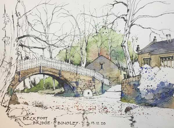 Beckfoot Bridge, Bingley