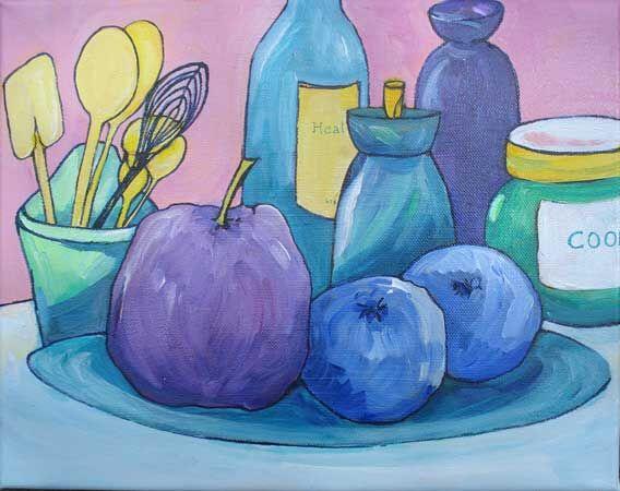 Fruit in Kitchen