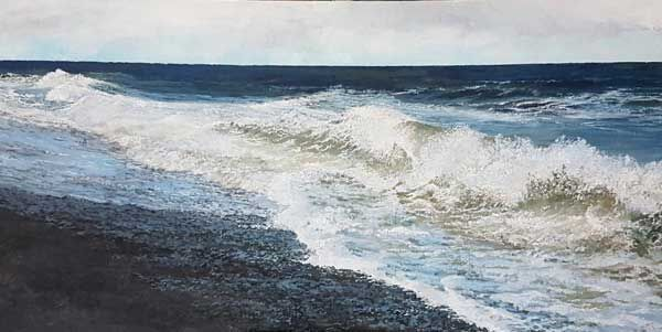 Seascape - Sherringham, Norfolk