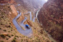 Switchbacks, Atlas Mountains