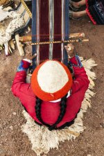 Weaving, Peru