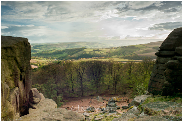 Stanage Edge Amphitheater