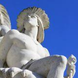 Detail from The Albert Memorial London