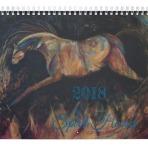 2018 Spirit Horse Calendar