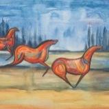 Dancing Mares