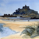 St. Michaels Mount,Cornwall