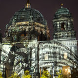 Berlin Cathedral participates in the Festival of Light
