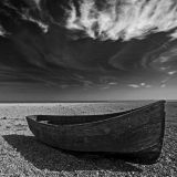 Dungeness in black & white