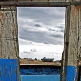 Dungeness framed