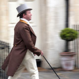 Stepping back in time in Bath