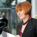 Mary Portas speaking about her review of the High Street