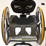 Innovative off-road wheelchair on display
