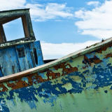 Old boat, Dungeness