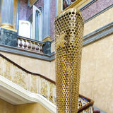 """London 2012 Olympic flame at the """"British Business Embassy"""", Lancaster House"""