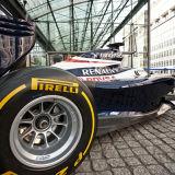 Renault F1 car at BIS
