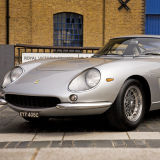 Vintage Ferrari 365