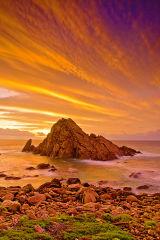 Sunset at Sugar Loaf
