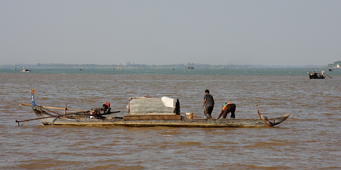River workers
