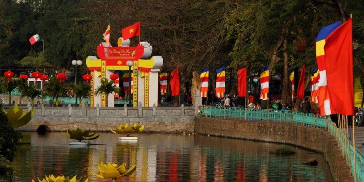 Chua Tran Quoc temple