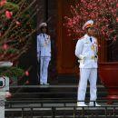 Ho Chi Minh guards