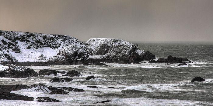 Moray Firth coastline