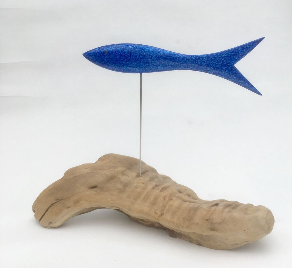 WEE BLUE FISH