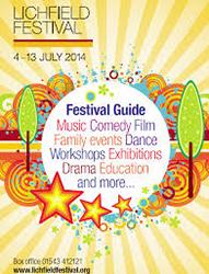 Lichfield 2014 programme