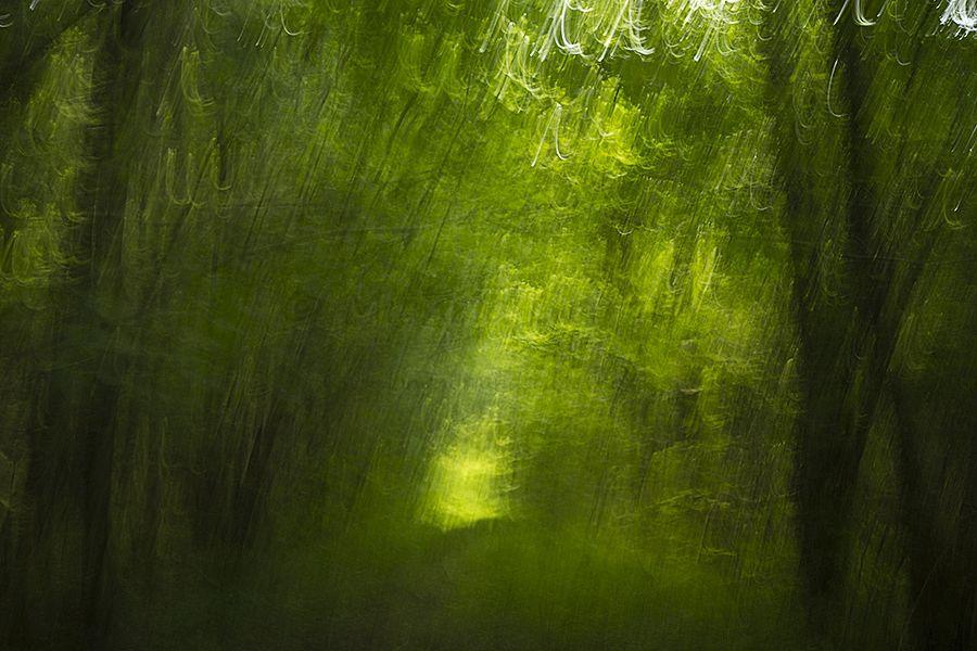 Tunnelled Ways of Light