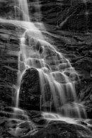 Arethusa Falls - Détail - nb