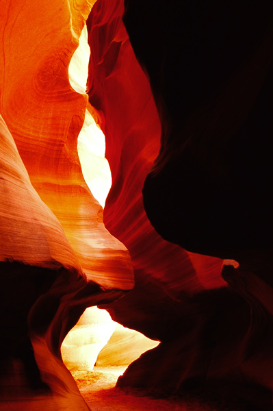 Upper Antelope Canyon 4 - Page, Arizona