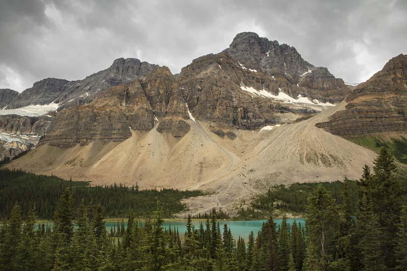 Mont Crowfoot