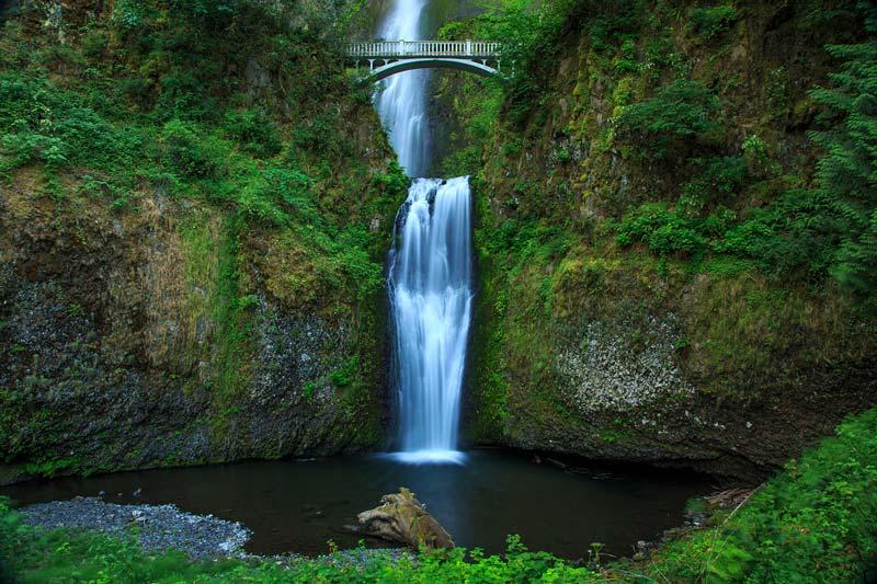 Multnomah Falls - Horizontal