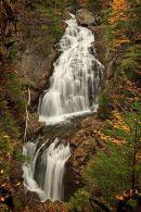 Crystal Cascade à l'automne