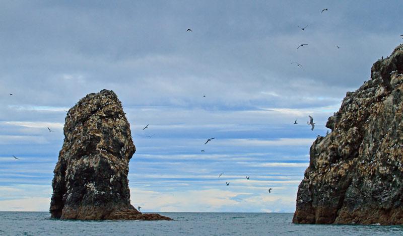 Monolithe de Gull Island
